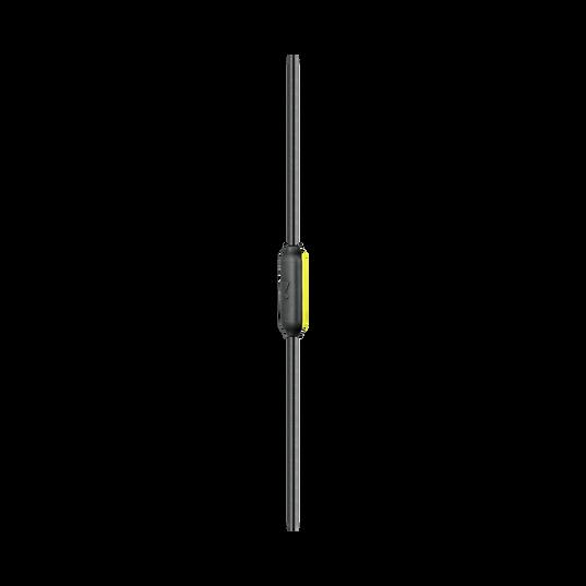 JBL Endurance RUN - Yellow - Sweatproof Wired Sport In-Ear Headphones - Detailshot 2