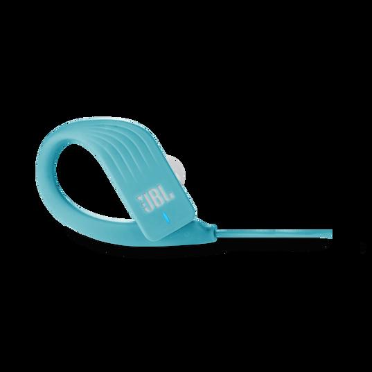 JBL Endurance SPRINT - Teal - Waterproof Wireless In-Ear Sport Headphones - Detailshot 4