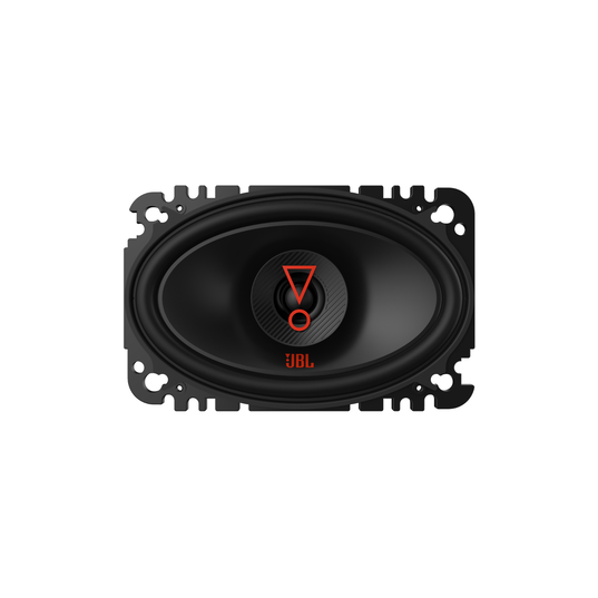 "Stage3  6427 - Black - 4"" x6""(100mmx152mm)  2-Way coaxial  car speaker - Front"