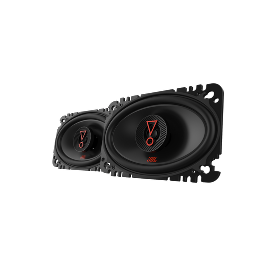 "Stage3  6427 - Black - 4"" x6""(100mmx152mm)  2-Way coaxial  car speaker - Hero"