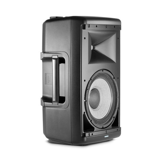 "JBL EON610 - Black - 10"" (25 cm) Two-Way Multipurpose Self-Powered Sound Reinforcement - Detailshot 2"