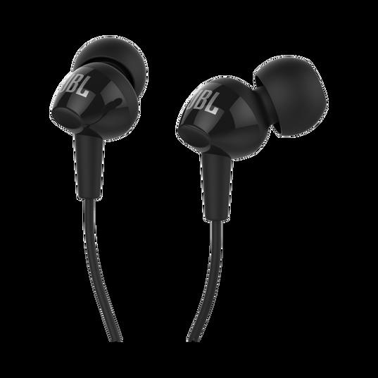 C100SI - Black - In-Ear Headphones - Detailshot 3