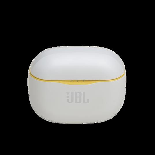 JBL TUNE 120TWS - Yellow - Truly wireless in-ear headphones. - Detailshot 2
