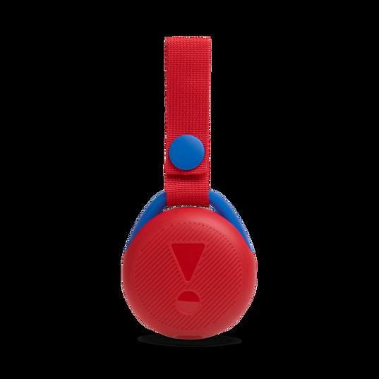 JBL JR POP - Apple Red - Portable speaker for kids - Back