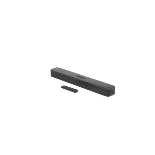 Bar 2.0 All-in-One - Black - Compact 2.0 channel soundbar - Hero