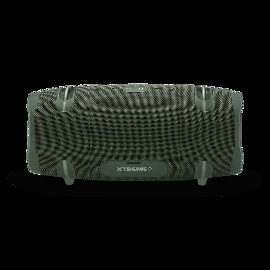 JBL Xtreme 2 - Forest Green - Portable Bluetooth Speaker - Back
