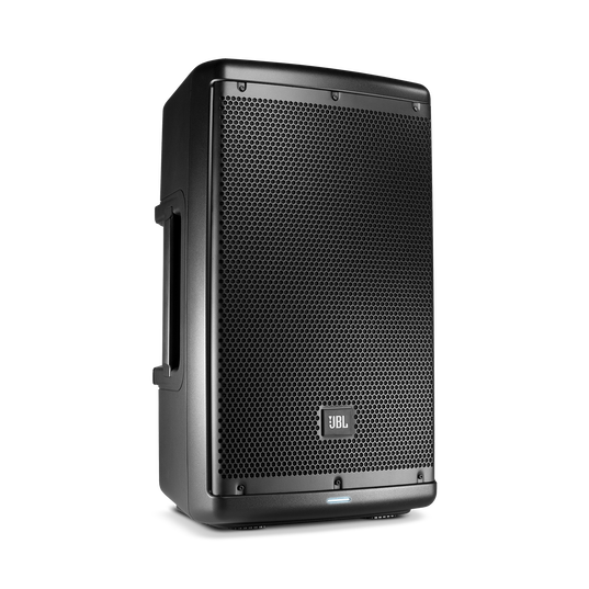 "JBL EON610 - Black - 10"" (25 cm) Two-Way Multipurpose Self-Powered Sound Reinforcement - Detailshot 4"