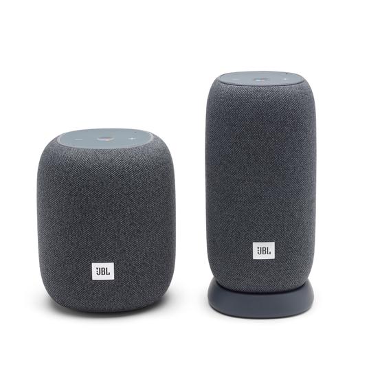 JBL Link Music - Grey - Wi-Fi speaker - Detailshot 1