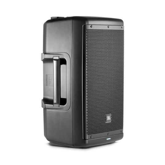 "JBL EON610 - Black - 10"" (25 cm) Two-Way Multipurpose Self-Powered Sound Reinforcement - Detailshot 1"
