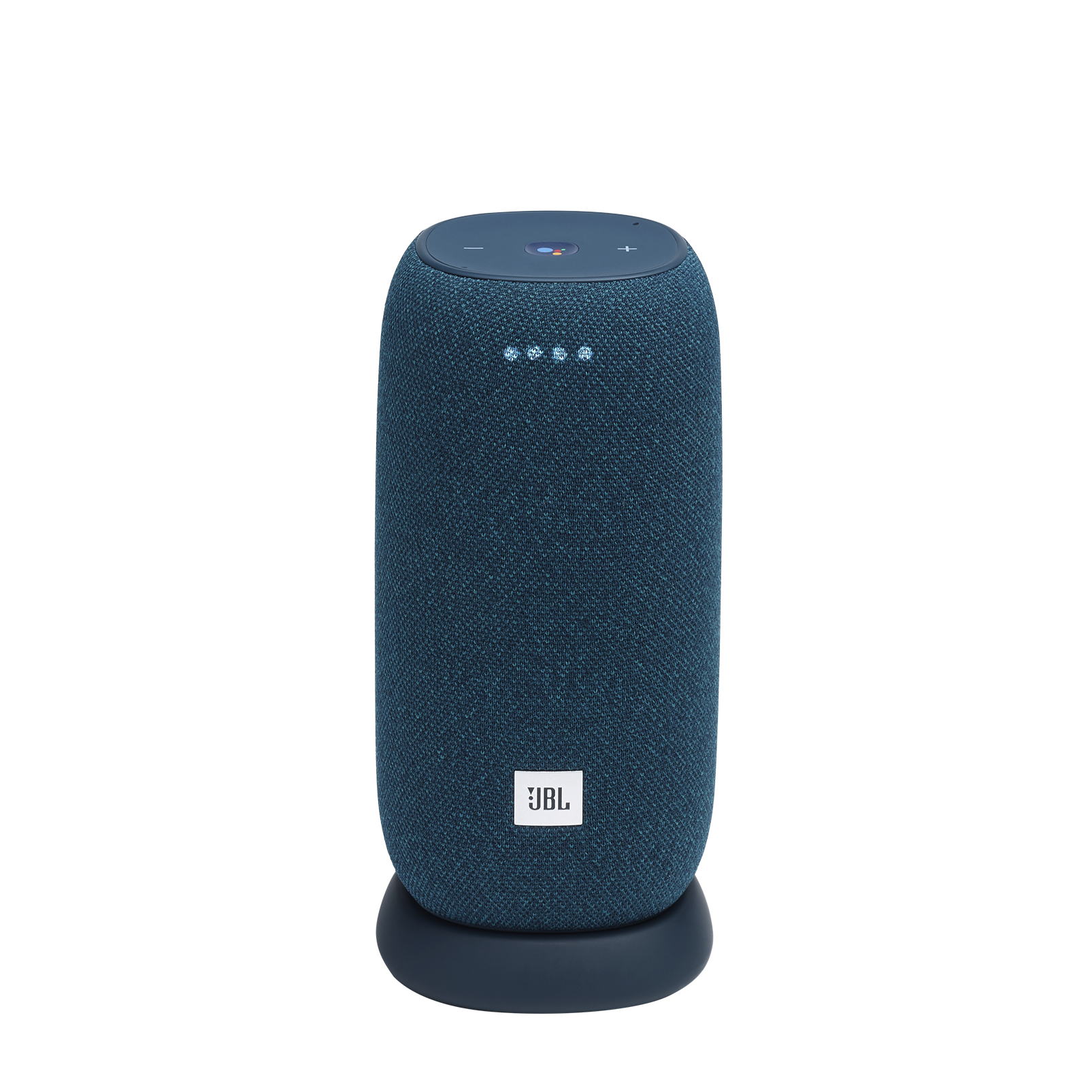 JBL Link Portable - Blue - Portable Wi-Fi Speaker - Hero
